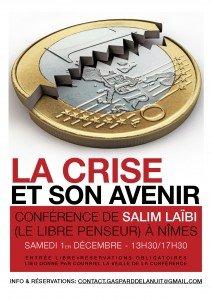 Conférence - La Crise et son Avenir - 1er décembre 2012 1308370-0-212x300